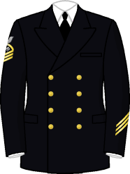 Wwii us navy enlisted uniforms
